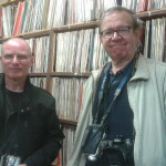 Radio visitors from England